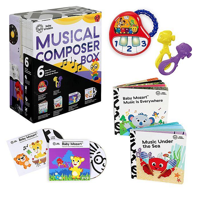 Alternate image 1 for Baby Einstein™ Musical Composer Box™ Set