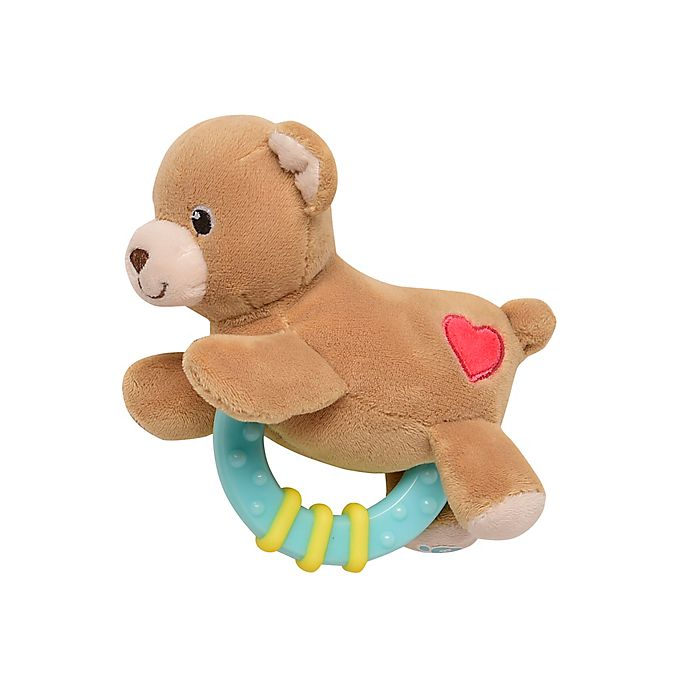 Alternate image 1 for Build-A-Bear® Bear Rattle