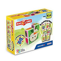 Geomag™ Magicube™ 4-Piece Fruit Magnetic Cube Set