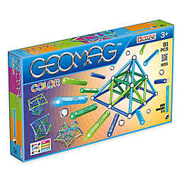 Geomag™ Color 91-Piece Magnetic Kit
