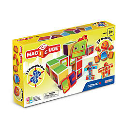 Geomag™ Magicube™ 38-Piece Robot Magnetic Cube Set