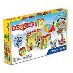 Magicube™ Castles & Homes Block Set
