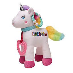 Build-A-Bear® Unicorn Play and Go Activity Toy with Teether and Rattle