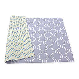 BABY CARE™ Circle Raum Reversible Play Mat in Cream/Grey