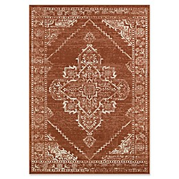 Bee & Willow™ Home Hearth Tufted Area Rug in Red