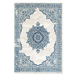Rugs America Assent Area Rug in Blue