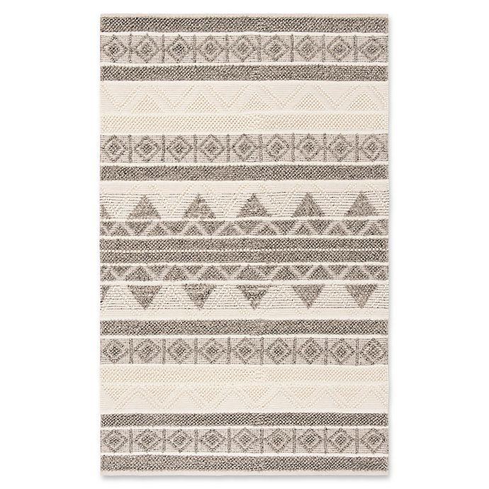 Alternate image 1 for Safavieh Brandon 4' x 6' Hand-Woven Area Rug in Ivory