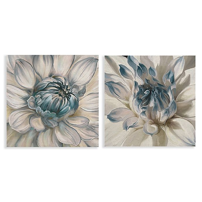 Alternate image 1 for Masterpiece Art Gallery Daytime Dahlia Canvas Wall Art Collection