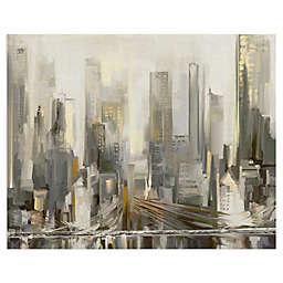 Masterpiece Art Gallery City Lights Canvas Wall Art