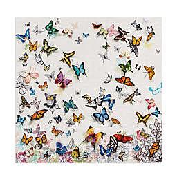 Masterpiece Art Gallery Papillon Canvas Wall Art