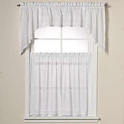 Crochet Window Swag Valance