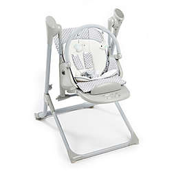 Primo® 2-in-1 Smart Voyager Swing and High Chair in Grey