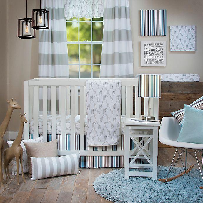 Alternate image 1 for Glenna Jean Ollie & Jack 3-Piece Crib Bedding Set