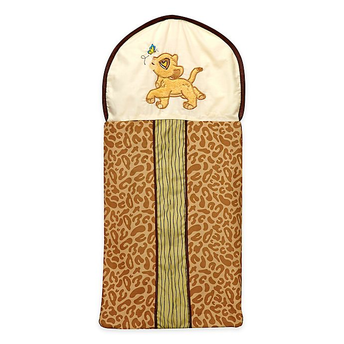 Alternate image 1 for Disney® Lion King's Wild Adventure Diaper Stacker in Ivory