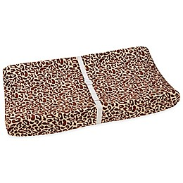 Disney® Lion King's Wild Adventure Changing Pad Cover in Brown