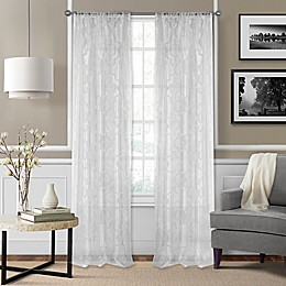 Montego 95-Inch Rod Pocket Window Curtain Panel