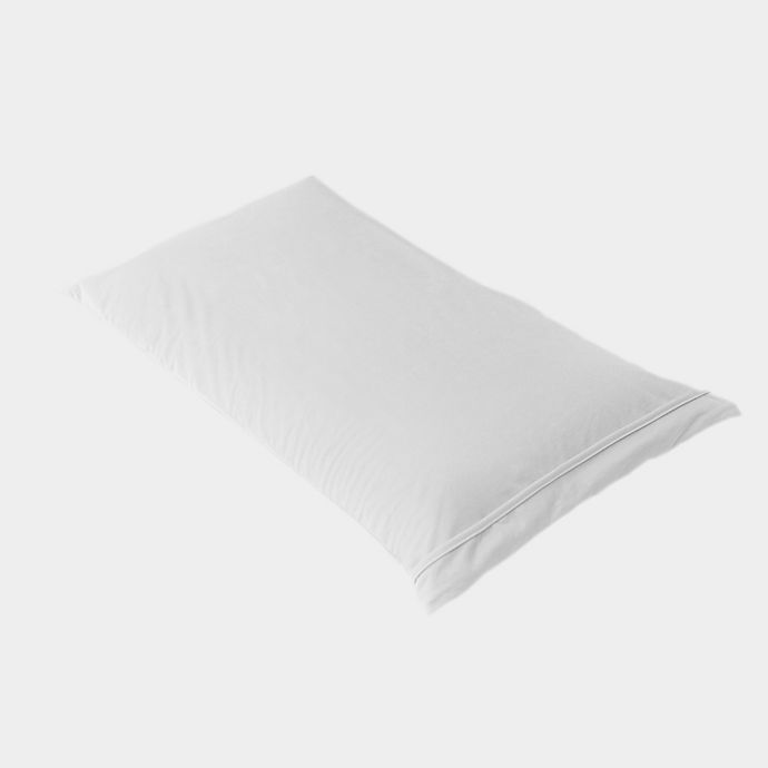 Alternate image 1 for BSensible Baby Standard Pillowcase Protector in White