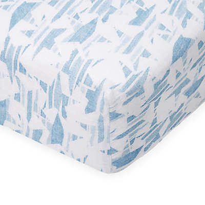 aden® by aden + anais® Crib Sheet in Blue