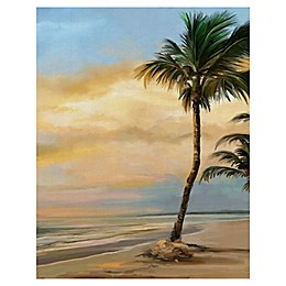 Studio Arts Tropical Wrapped Canvas Wall Art