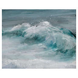 Masterpiece Art Gallery Studio Arts Wave Length Canvas Wall Art
