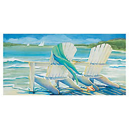 Masterpiece Art Gallery Kathleen Denis By the Sea Wrapped Canvas Wall Art