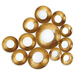 TOV Furniture Vivid Mirror in Gold