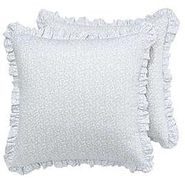 Vintage Laura Ashley May Blossom Jade Boudoir pillow Brand New