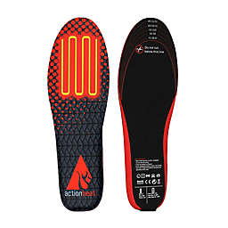 ActionHeat™ Large/ExtraLarge Rechargeable Heated Insoles with Remote