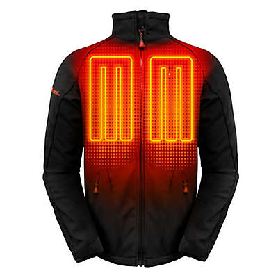 ActionHeat™ Men's 5V Battery Heated Jacket in Black