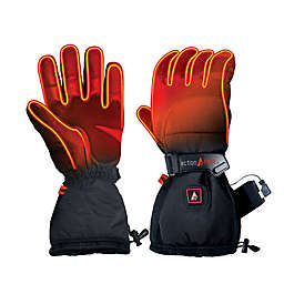 ActionHeat™ Women's 5V Battery Heated Snow Gloves in Black