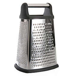 BergHOFF® Essentials 4-Sided Grater with Handle