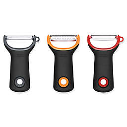 OXO Good Grips® 3-Piece Assorted Y-Peeler Prep Set
