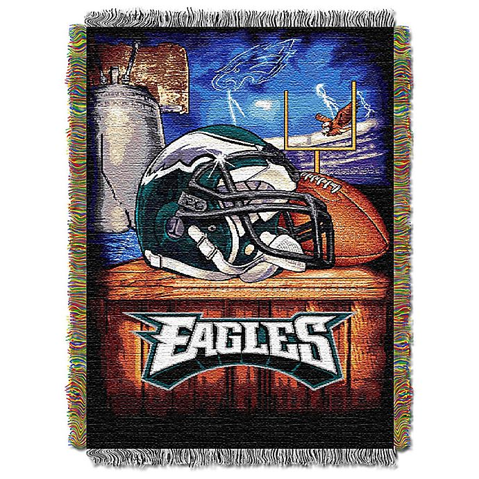 4a4554b2d2c NFL Philadelphia Eagles Tapestry Throw