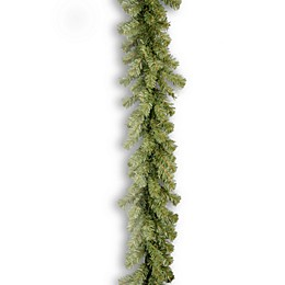 National Tree Company 9-Foot x 10-Inch Kincaid Spruce Garland