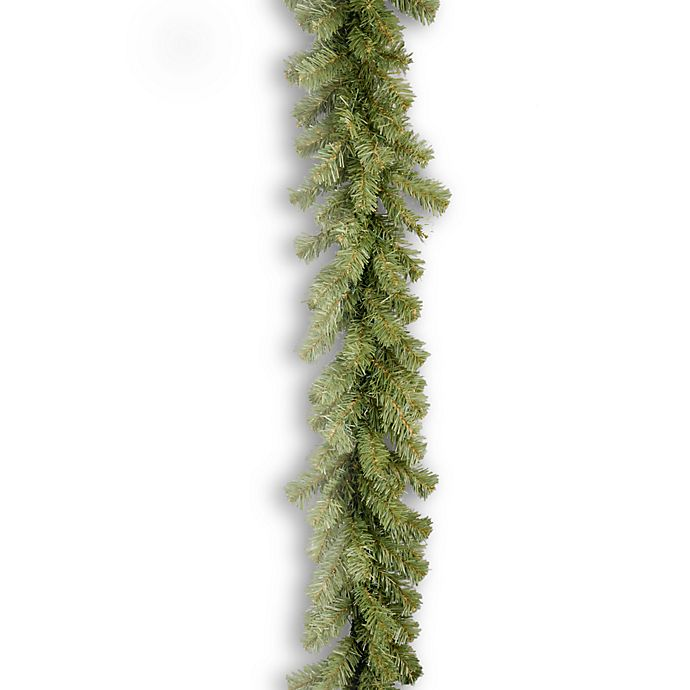 Alternate image 1 for National Tree Company 9-Foot x 10-Inch Kincaid Spruce Garland