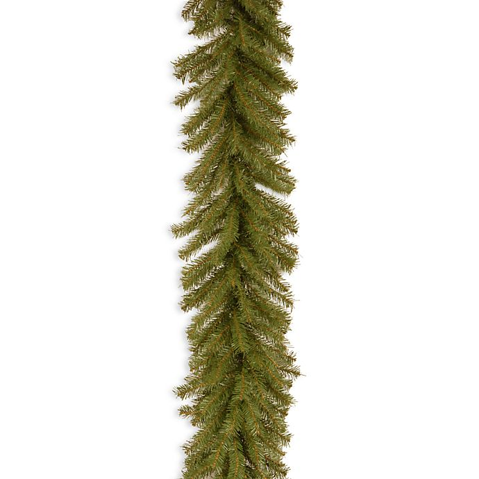 Alternate image 1 for National Tree Company 9-Foot 12-Inch Norwood Fir Garland