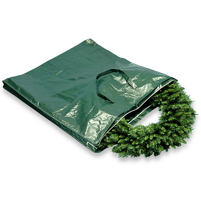 Alternate image 1 for National Tree Company Heavy-Duty Wreath and Garland Storage Bag