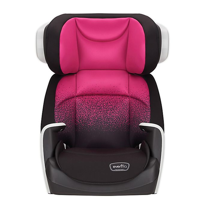 Alternate image 1 for Evenflo® Spectrum™ Booster Seat in Poppy Pink