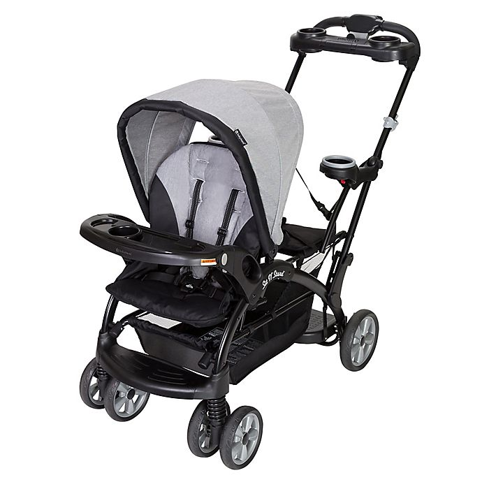 Alternate image 1 for Baby Trend® Sit N' Stand® Ultra Stroller