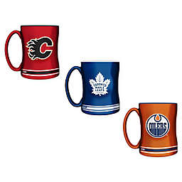 NHL 14 oz. Sculpted Relief Mug