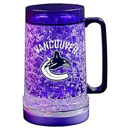 NHL Vancouver Canucks Light-Up 16 oz. Freezer Mug