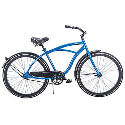 Huffy® Good Vibrations 26-Inch Men's Classic Cruiser Bicycle in Blue