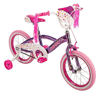 """Huffy® N'Style Metaloid 16"""" Bicycle"""