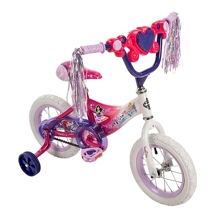Alternate image 1 for Huffy® Disney® Princess 12-Inch Bicycle