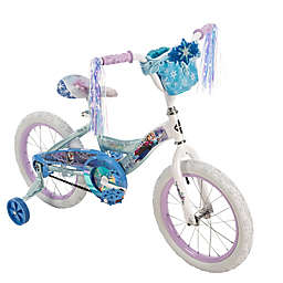 "Huffy® Disney® ""Frozen"" 16-Inch Bicycle with Handlebar Bag"