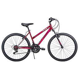 Huffy® Alpine 26-Inch Women's Mountain Bike in Red