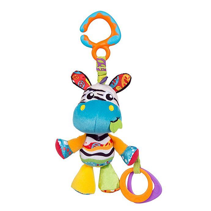Alternate image 1 for Playgro™ Zoe Zebra Munchimal Activity Toy