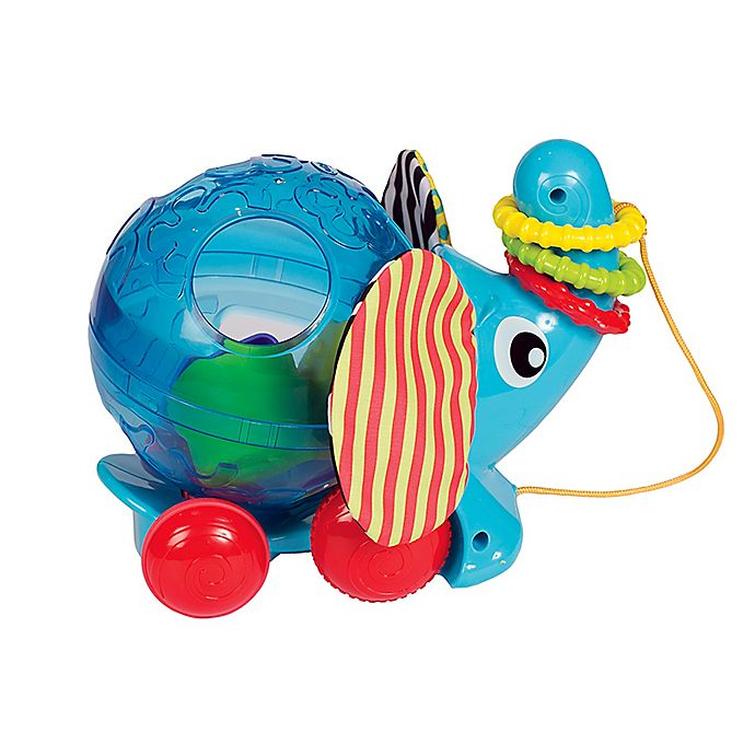 Alternate image 1 for Playgro™ Pull Along Elephant