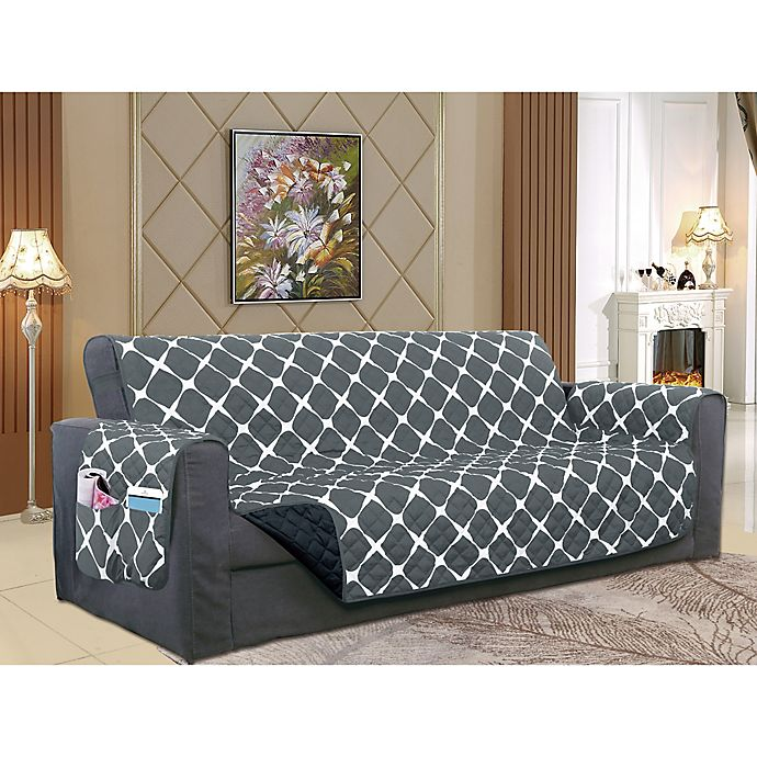Alternate image 1 for Bloomingdale Oversized Sofa Protector