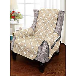 Bloomingdale Wing Chair Protector